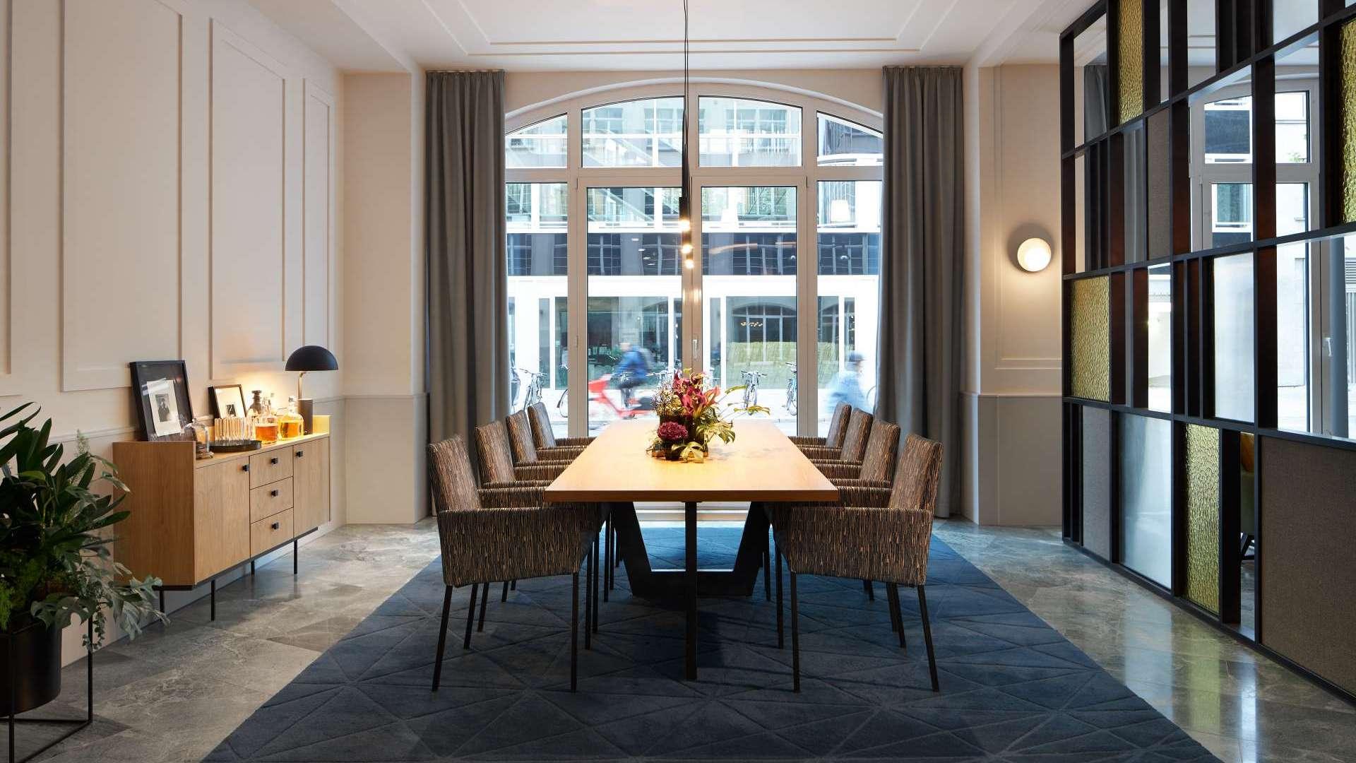 Classik Hotel Alexander Plaza Berlin Board Room