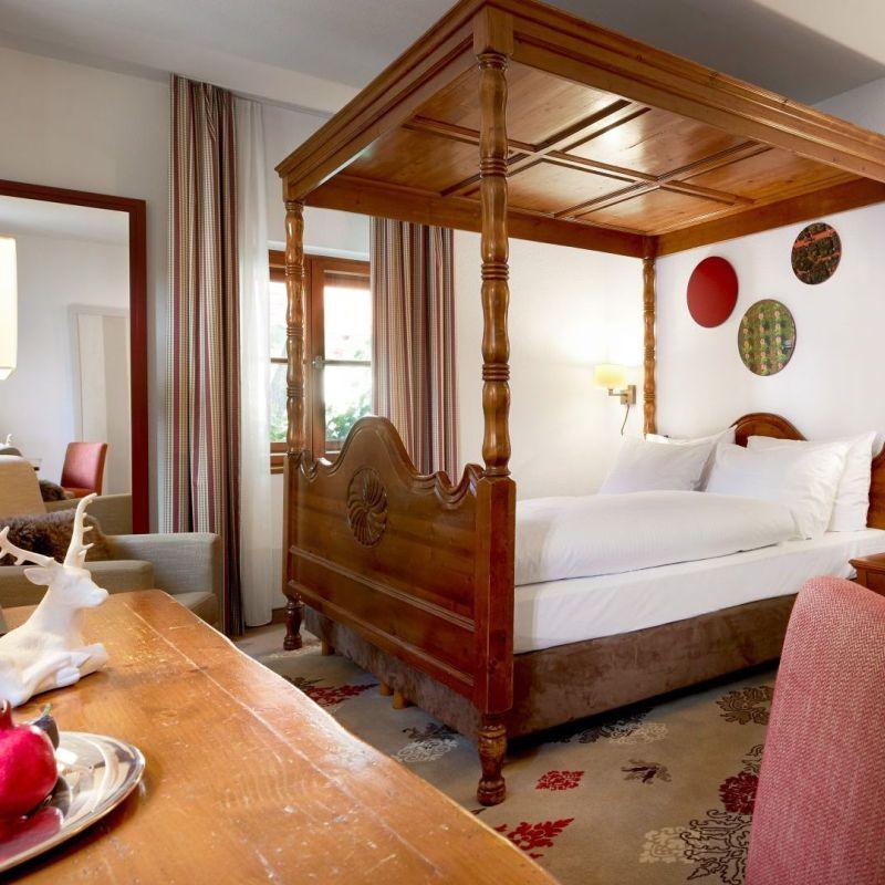 Countryhouse Zimmer Classik Hotel Martinshof