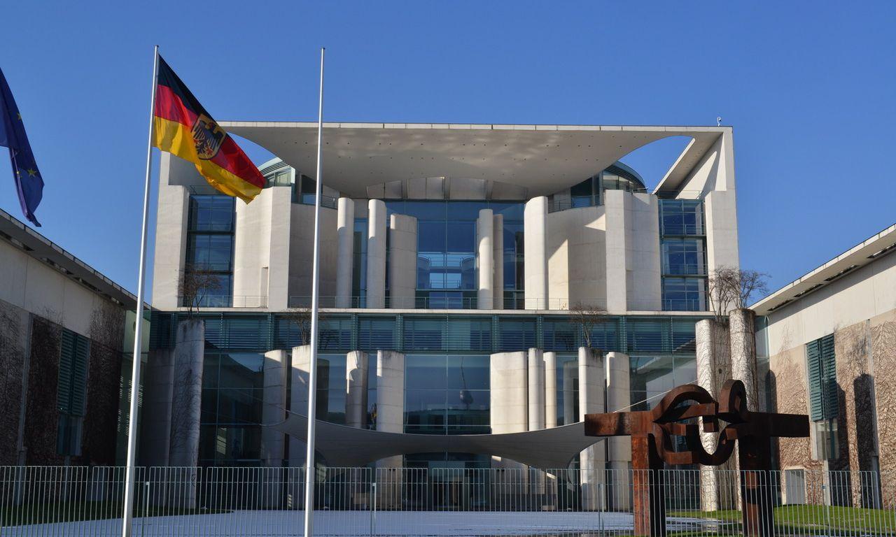 Bundeskanzleramt – Zentrum der Macht
