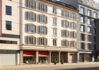 Classik-Hotel-Collection-Hackescher-Markt-Front-View-Day