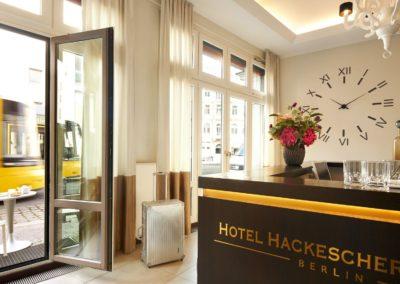 Classik-Hotel-Collection-Hackescher-Markt-Reception