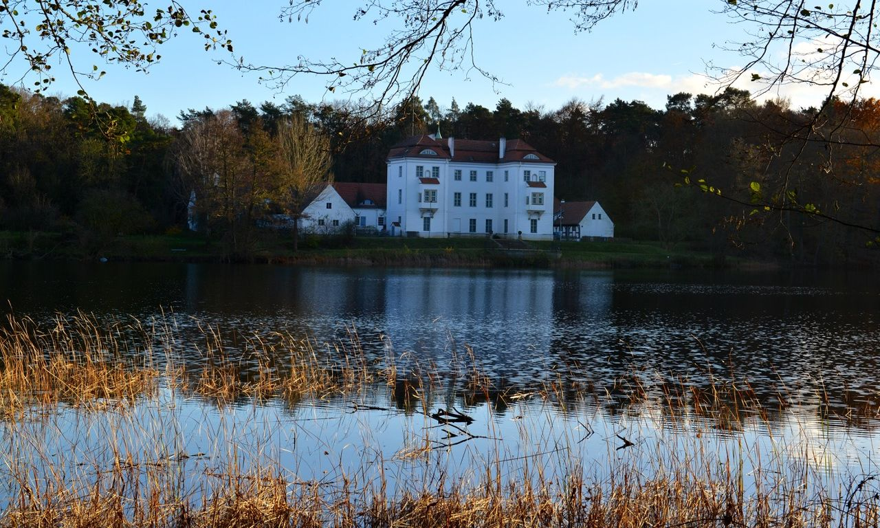 Jagdschloss Grunewald – Königliches Refugium