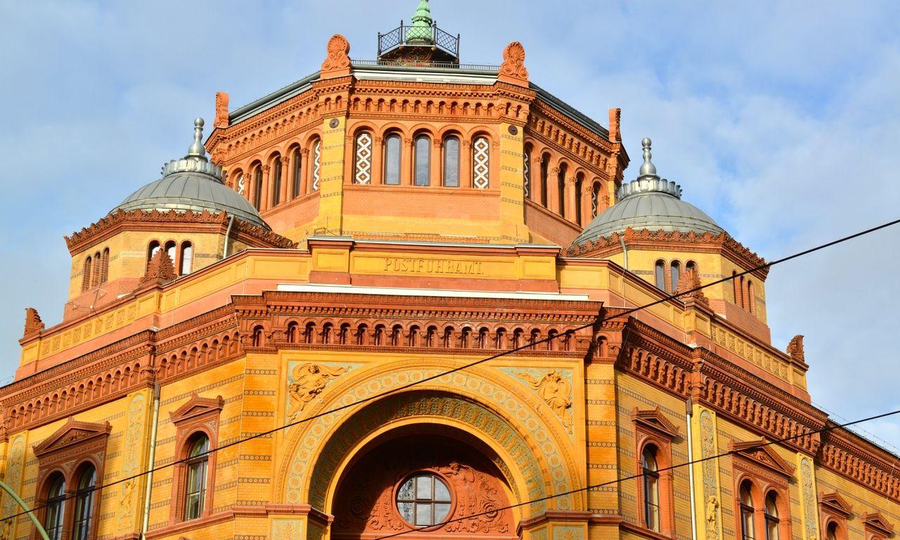 Kaiserliches Postfuhramt – Wechselvolle Geschichte