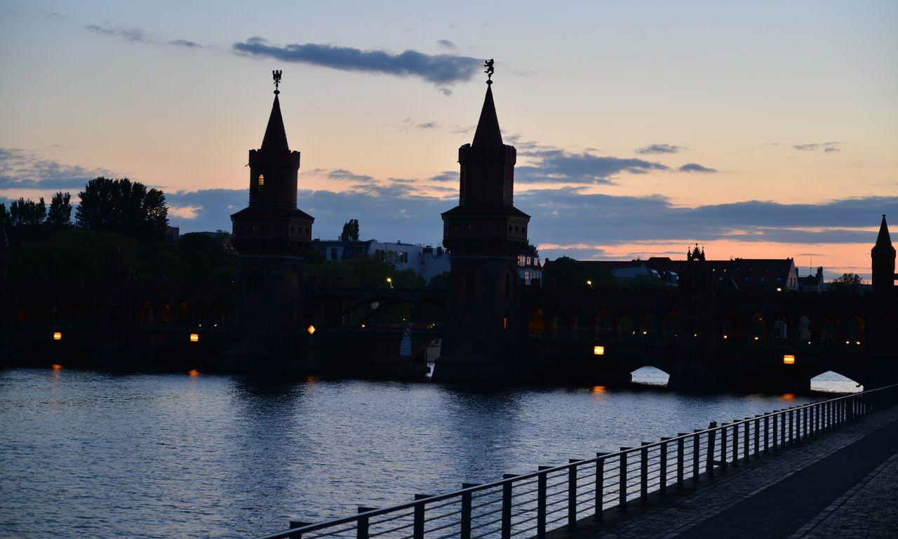 Brücken in Berlin – mehr als in Venedig