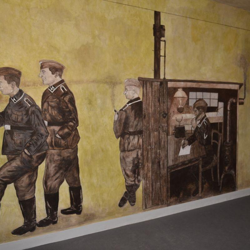 Classik Hotel Collection Wandbild aus der Nazi-Zeit