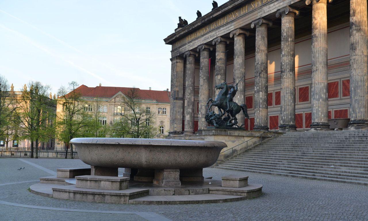 Berliner Suppenschüssel – Weltwunder des Biedermeier